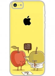 coque iphone 5 pomme visible