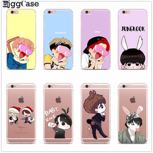 coque iphone 5s bts