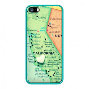 coque iphone 5s map
