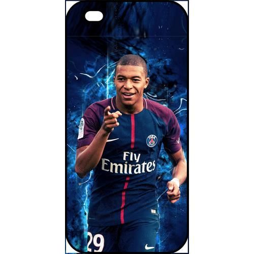 coque iphone 5s mbappe