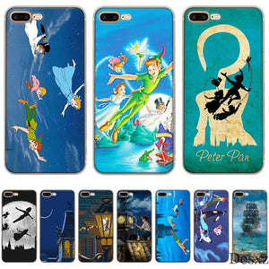 coque iphone 5s peter pan