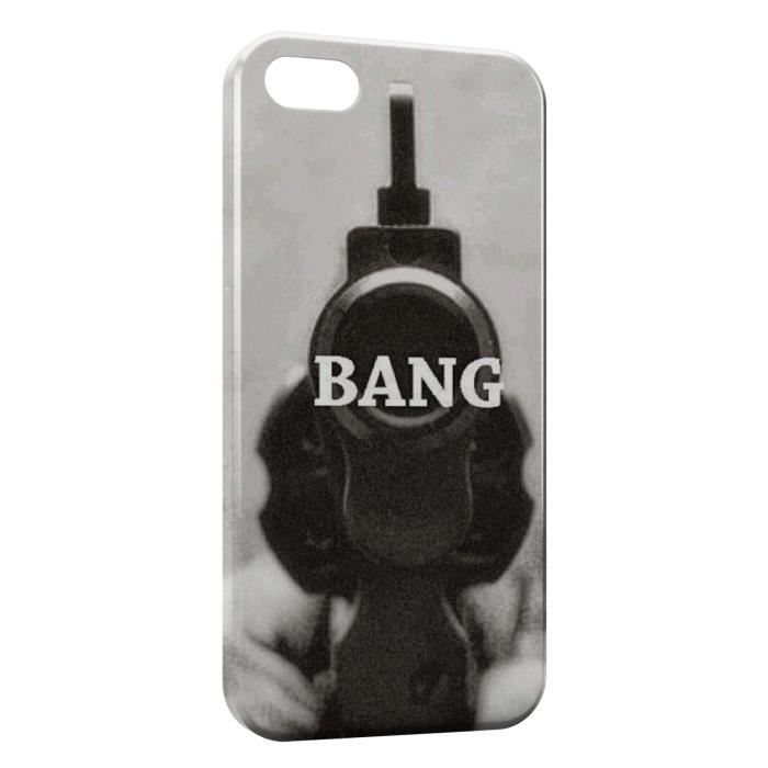 coque iphone 5s pistolet