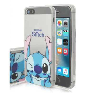 coque iphone 5s transparente disney