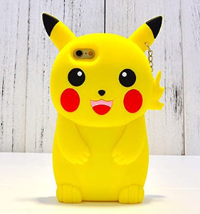 coque iphone 6 3d pikachu