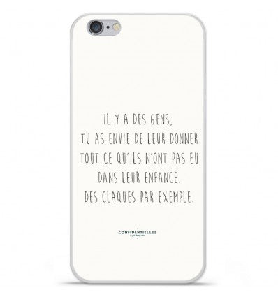 coque iphone 6 avec citation