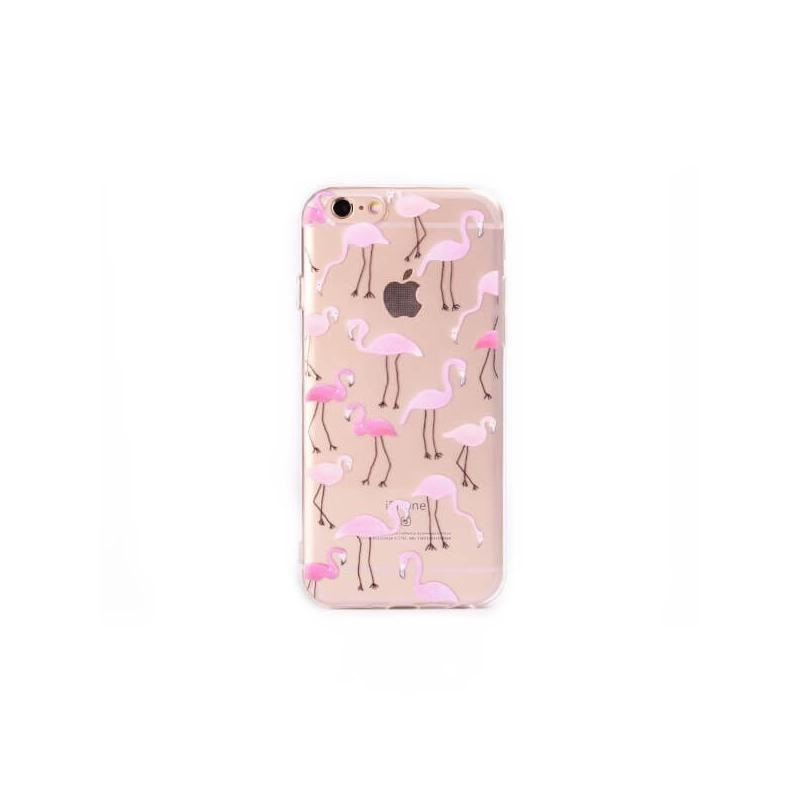 coque iphone 6 flament rose