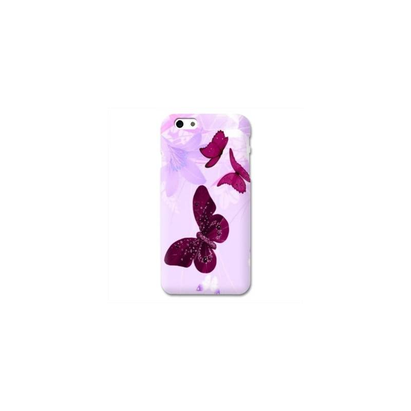 coque iphone 6 papillon