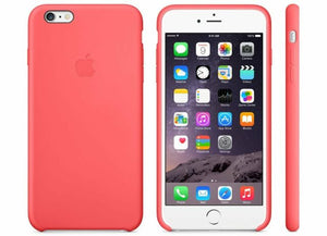coque iphone 6 plus apple silicone