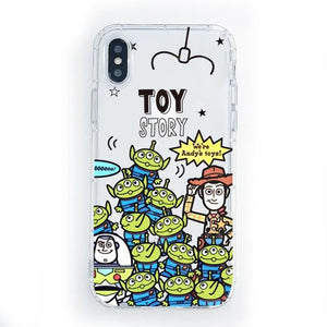 coque iphone 6 toy story