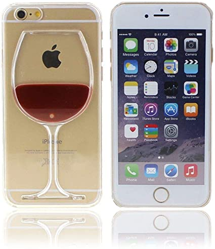 coque iphone 6 vin rouge