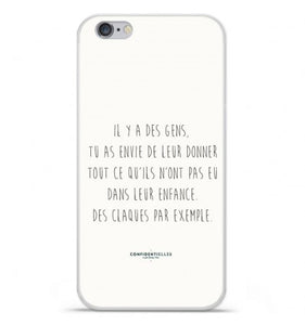 coque iphone 6s citation