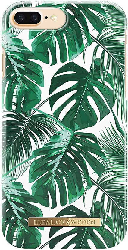 coque iphone 6s feuille monstera