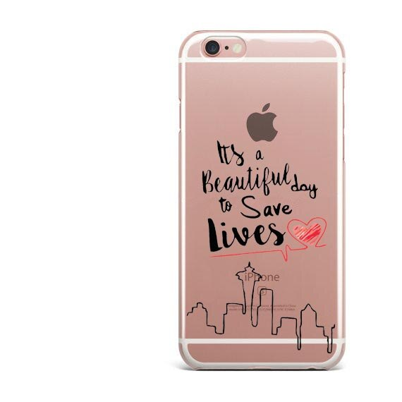 coque iphone 6s grey's anatomy