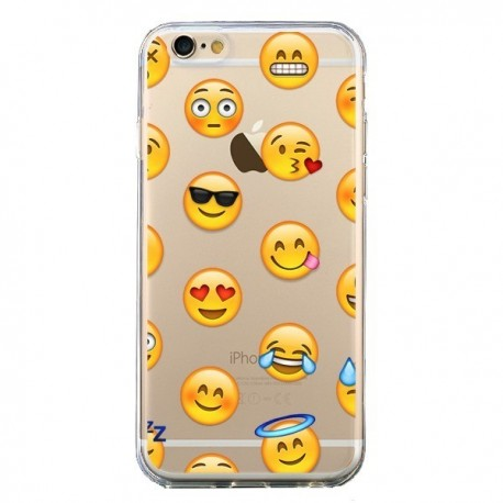 coque iphone 6s smiley