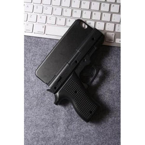 coque iphone 7 pistolet
