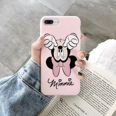 coque iphone 7 plus minnie