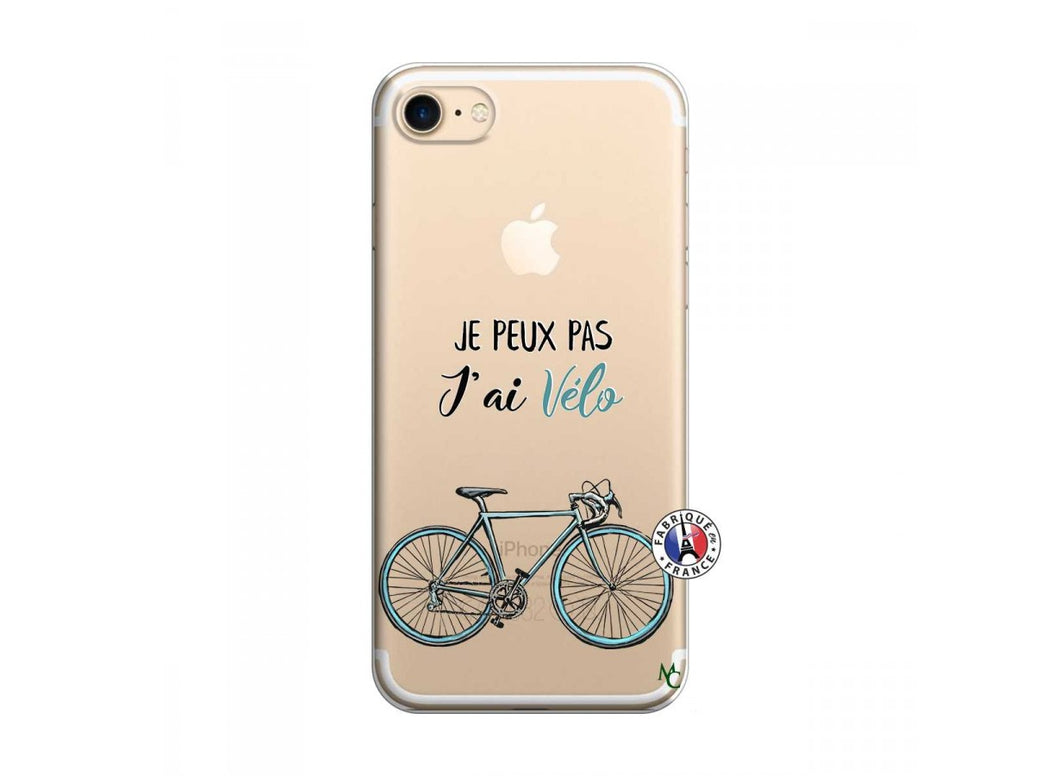 coque iphone 7 velo
