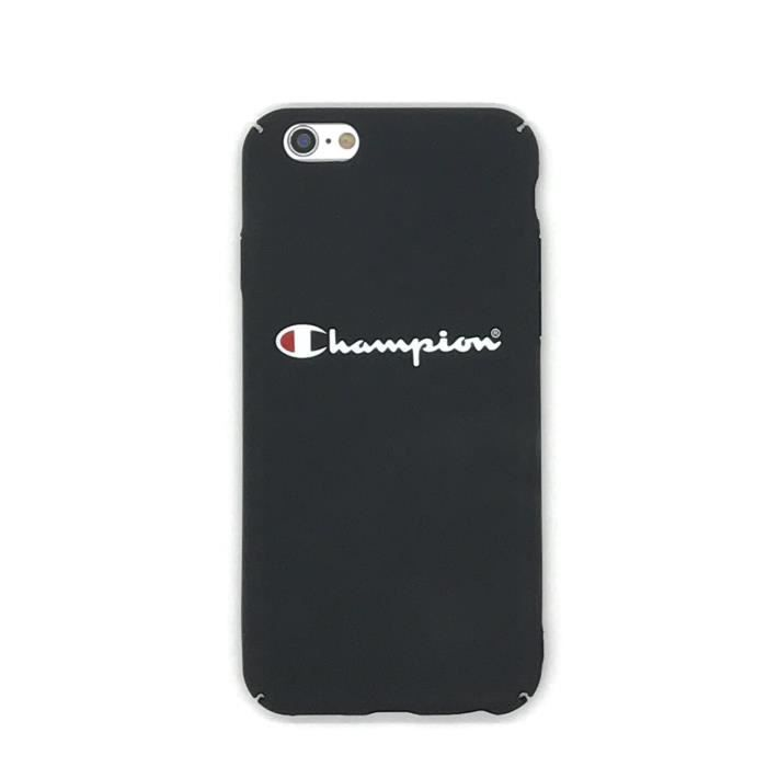 coque iphone champion