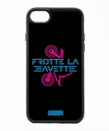 coque iphone frotte la bavette