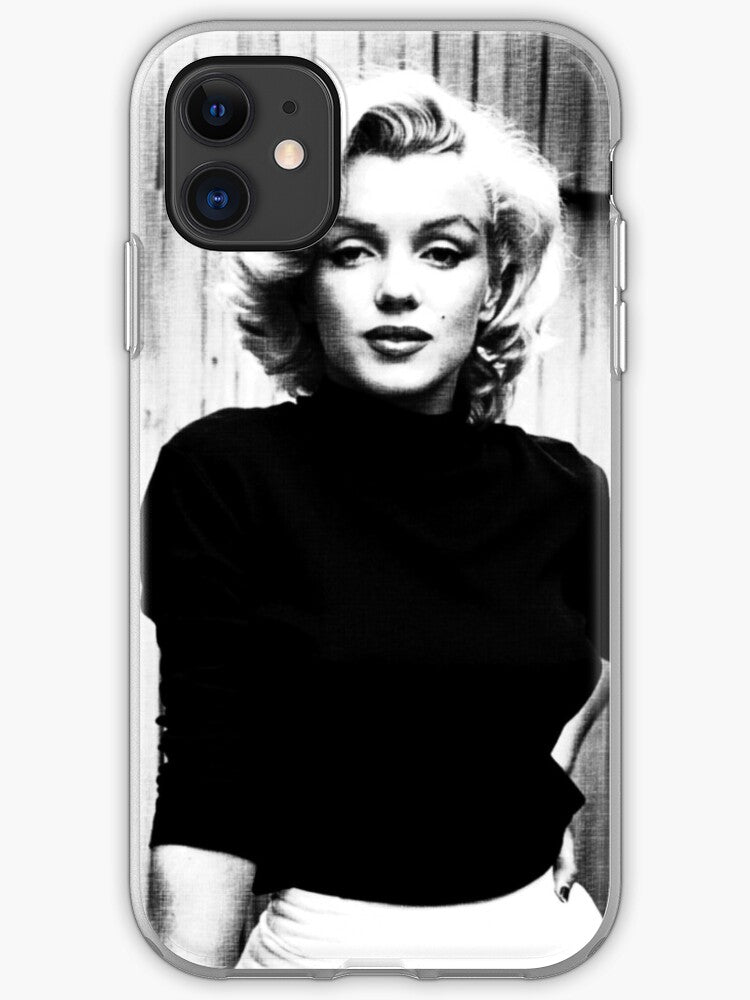 coque iphone marilyn monroe