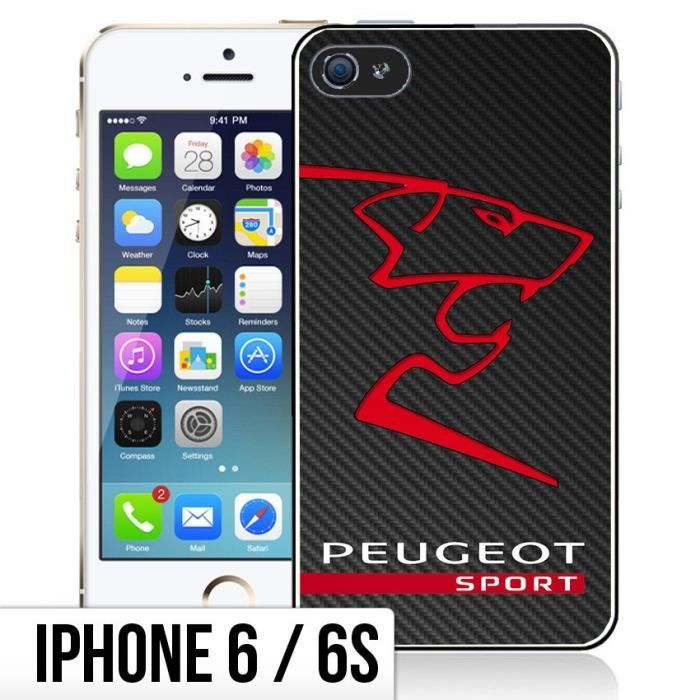 coque iphone peugeot