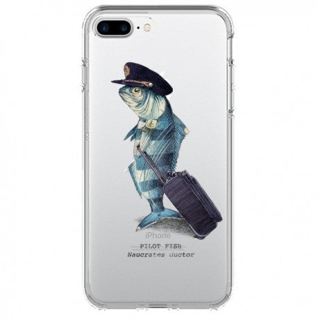 coque iphone poisson