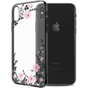 coque iphone x swarovski