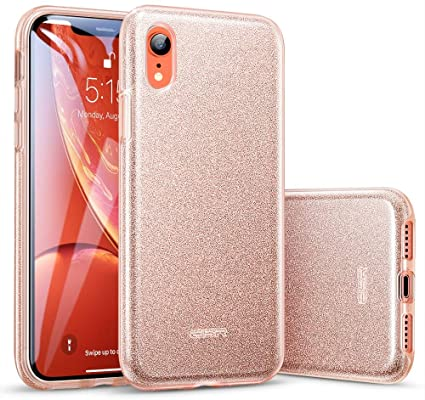coque iphone xr corail
