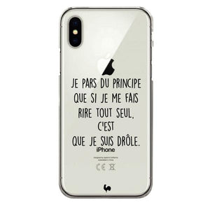 coque iphone xr drole