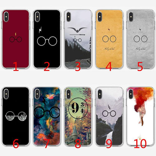 coque iphone xr harry potter