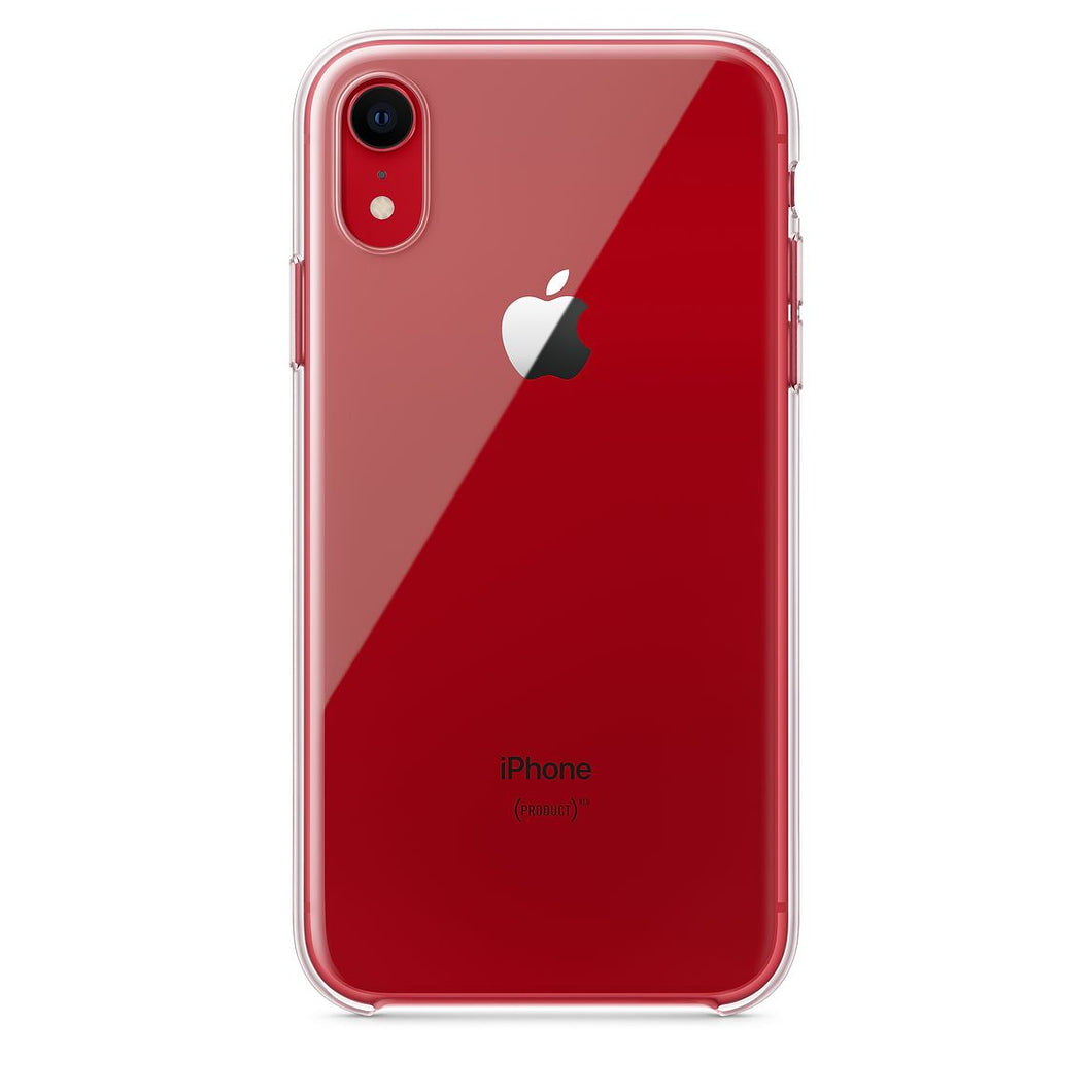 coque iphone xr red