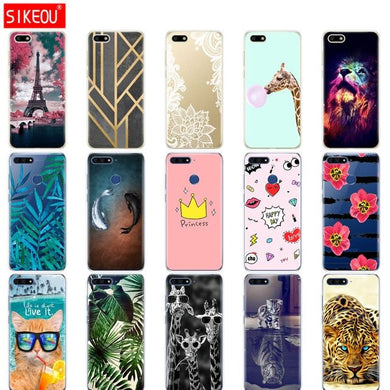 coque love huawei y6 2018