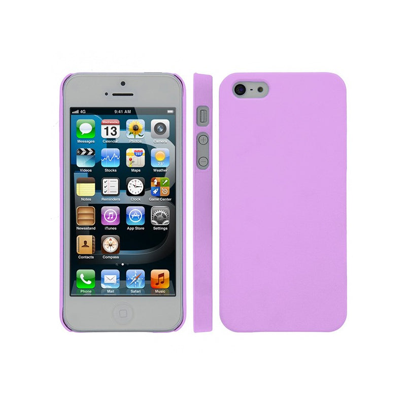 coque plastique iphone 5s