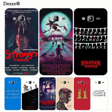 Coque stranger things samsung j3