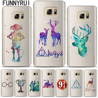 Coque Samsung Galaxy S6 Edge Plus Harry Potter