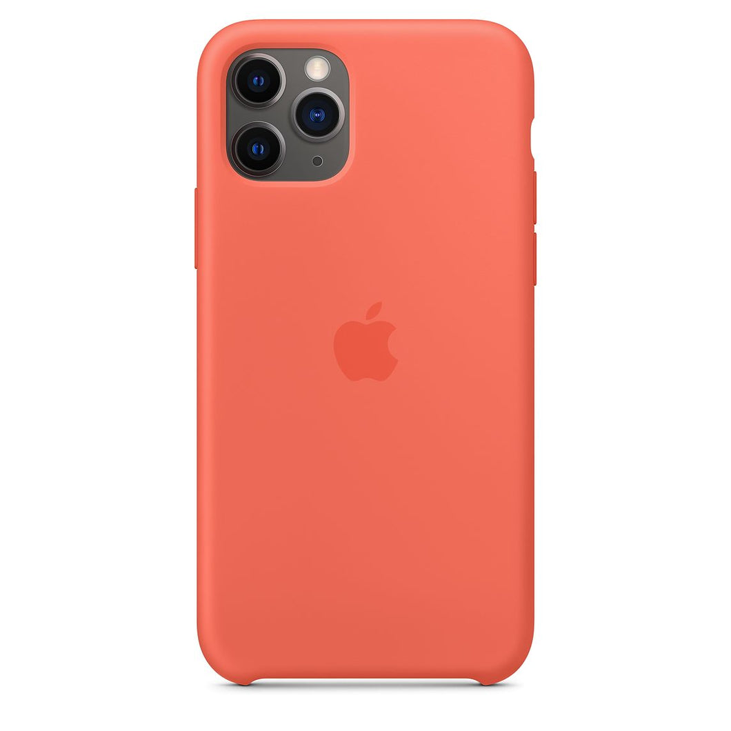 coque silicone iphone 11 pro