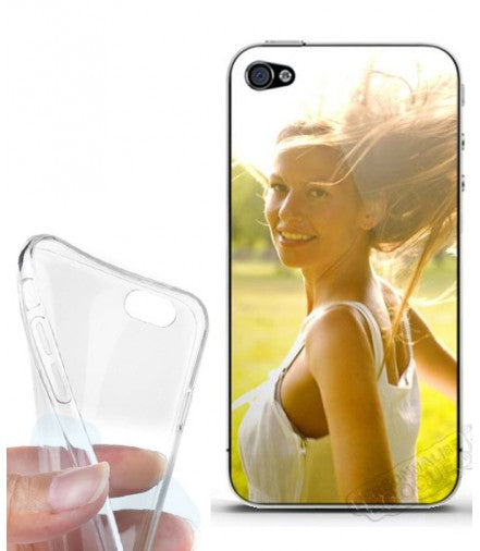 coque silicone iphone 4s personnalisable