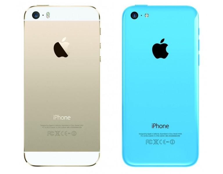 difference coque iphone 5c et 5s