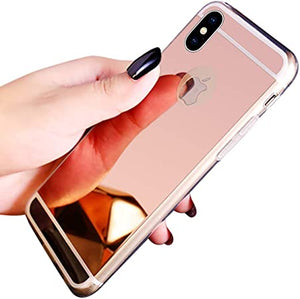 iphone coque miroir