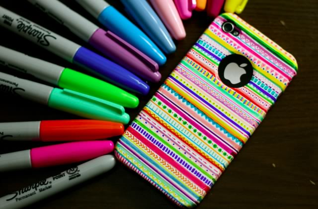 personnaliser sa coque d iphone 4