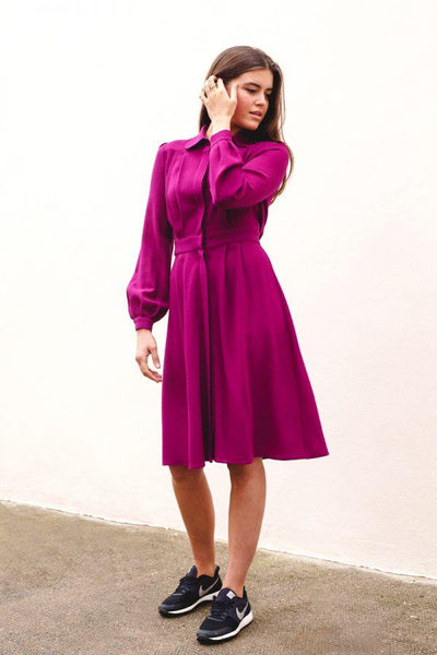 Theodore Dress - So Seventies