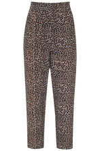 Load image into Gallery viewer, Leopard Print Yasmin Trousers