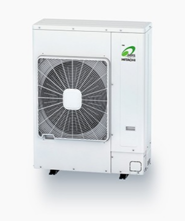 Hitachi Ducted Air Conditioning RPI-5.0FSN25Q RAS-5HVNC1 12.5kW 14kW - Aircon Australia