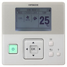 Hitachi Ducted Air Conditioning RPI-7.0FSN25Q RAS-7HVRNM2 16kW 18kW - Aircon Australia