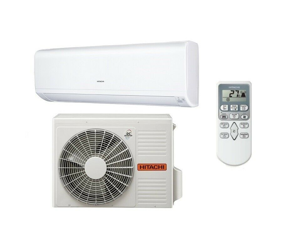 Hitachi Split Systems Air Conditioning S-Series RAS-S35YHAB / RAC-S35YHAB 3.8kW 4kW - Aircon Australia