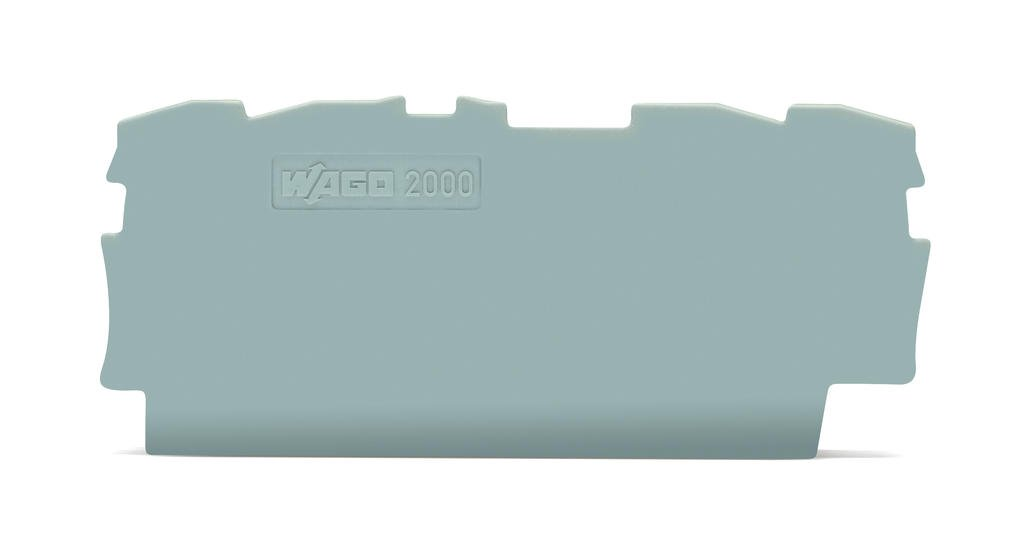 Cover Plate for Wago Topjob-S 2000-1401