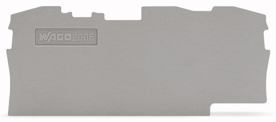 Cover Plate for Topjob-S 2006-1301