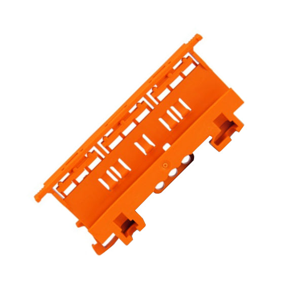 Wago DIN Rail Mounted 221-500 Connector Carrier (1pc)