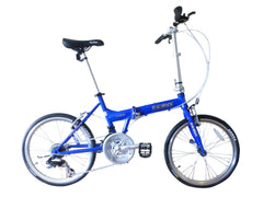 Folding Bike - Steel Frame