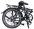 "Hunter - SOLOROCK 20"" 8 Speed Aluminum Folding Bike"